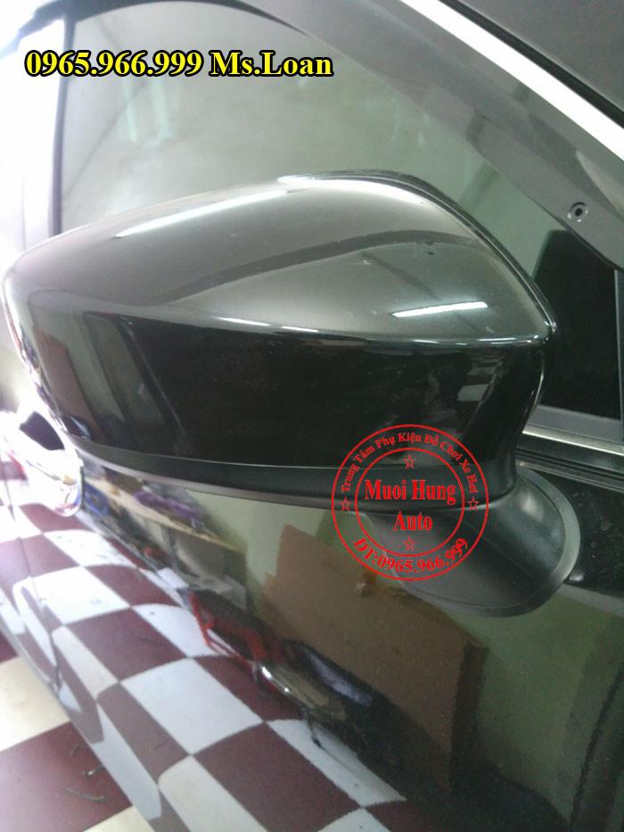 Viền Trang Trí Gương Chiếu Hậu Mazda 3 02