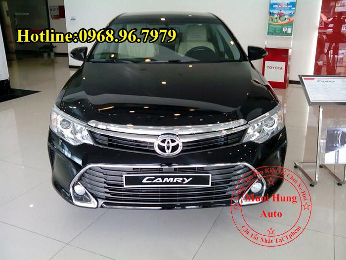 Độ Toyota Camry 2016, 2017 Lên Đời Lexus